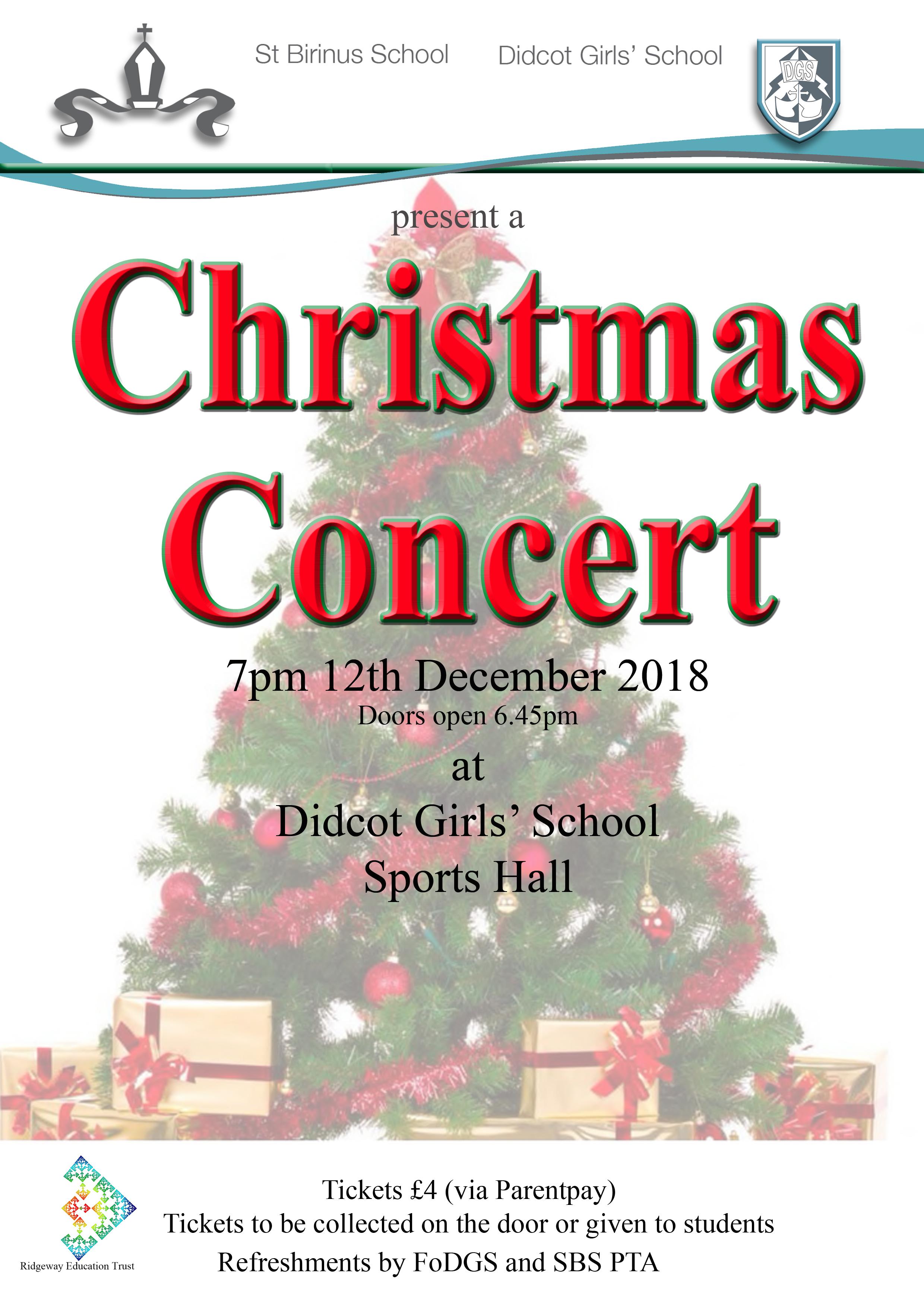 Christmas concert 20182