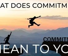 Commitment jump